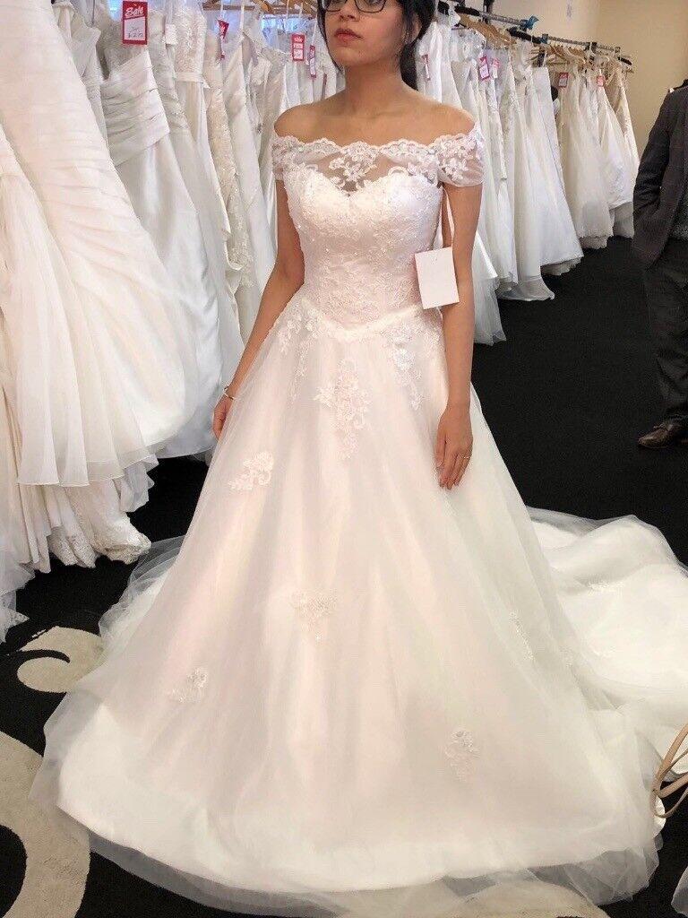 Wedding Dress For Sale Bedford Bedfordshire GBP30000 Images Map Iebayimg 00 S MTAyNFg3Njg