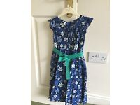 Girls MONSOON and JOULES clothes aged 5-6