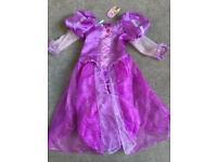 Disney Store Rapunzel dress BNWT 3-4 yrs