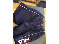 Fila Swim Shorts - Size Large