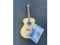 Guitar and learning book