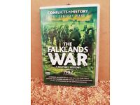 DVD Falklands War Documentary - Christmas gift!