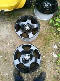 Audi alloy 16s 5/112