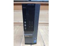 Dell Optiplex 3020 SSF i3-4130 3.40GHz 500 GB HDD 8GB DDR3 Windows 10 pro