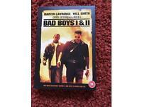 Bad boys 1&2 DVD