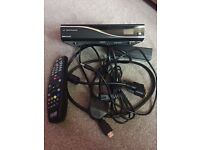 Dreambox HD 800 (Good Condition + Cables + Remote) - Open Source Freesat Receiver