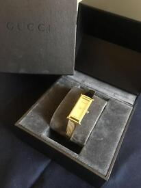 Gucci Ladies watch with certificate for authenticity