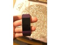 FitBit Charge 2 Size Small, Purple