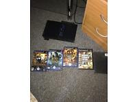 Ps2 with classic games!