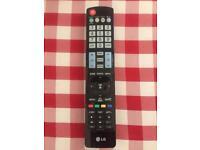 LG remote control tv