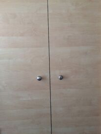 Wardrobe good condition keen to sell