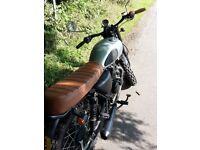 Herald Mutt Mongrel 125cc Motorbike