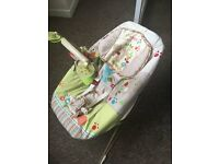 Forest Friends Baby Chair/Bouncer