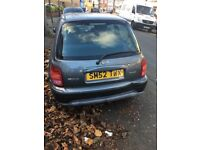 Nissan micra 998cc very good model. Never gives problems