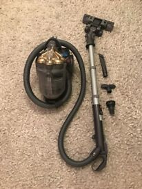 dyson dc20 stowaway bagless new motor fitted