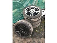 ♻️4 stud Peugeot citeron Ford Alloys Etc ♻️