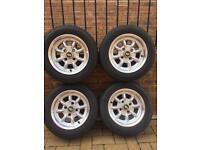 Classic Mini Tyres x4