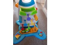 Fisher price roller bloks double sided rooller wall