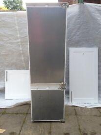 Neff Integrated Fridge Freezer 70/30 split 296L capacity