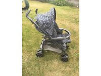 Mamas and Papas Pushchair and Accessories