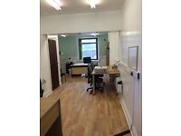 office / workshop BD1 (city centre) to let