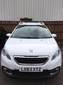 2013 Peugeot 2008 1.2 VTi Active 5dr for Sell