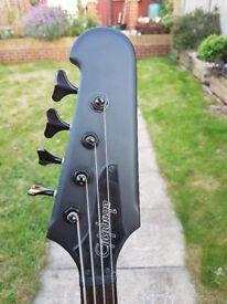Epiphone Gothic Thunderbird IV Bass Guitar Black
