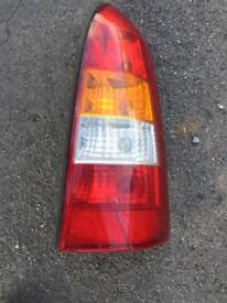 Vauxhall Astra 2006 offside tail light