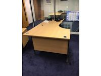 Office Clearance - Desks, Chairs, Bookshelves, Filing Cabinets - ALL MUST GO!