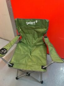 Gelert camping chairs (two)