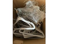 Brand new full box of children's boutique hangers £10