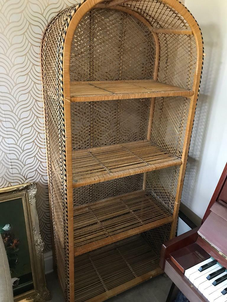 Wicker Shelving Unit In Doncaster South Yorkshire Gumtree