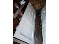 3 internal doors for sale. LOW PRICE