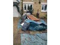 Low cost same day rubbish collector from £25