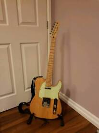 Fender light ash tele 2004 seymour duncans immaculate