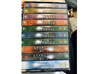 Stargate collection series the touch of ark