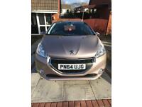 64 plate Low Mileage, one owner Peugeot 208 full service history
