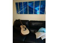 Almost New Yamaha F310 Acoustic guitar for Sale -Urgent