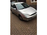 54 plate Ford Focus reliable run around