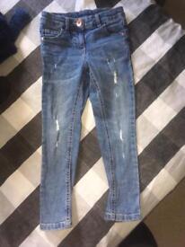 Next girls jeans