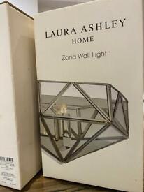 Laura Ashley - Zaria wall lights