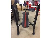 Adidas weight training bench