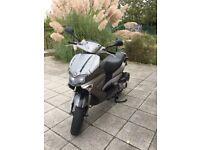 2009 GILERA RUNNER ST 125cc WITH NEW MOT £1100