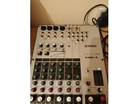 Yamaha MW10C mixer/ usb interface