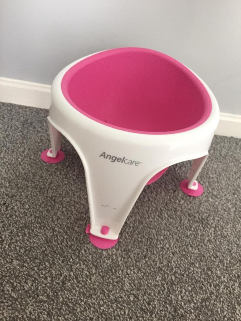 Angelcare bath seat pink | in Baguley, Manchester | Gumtree