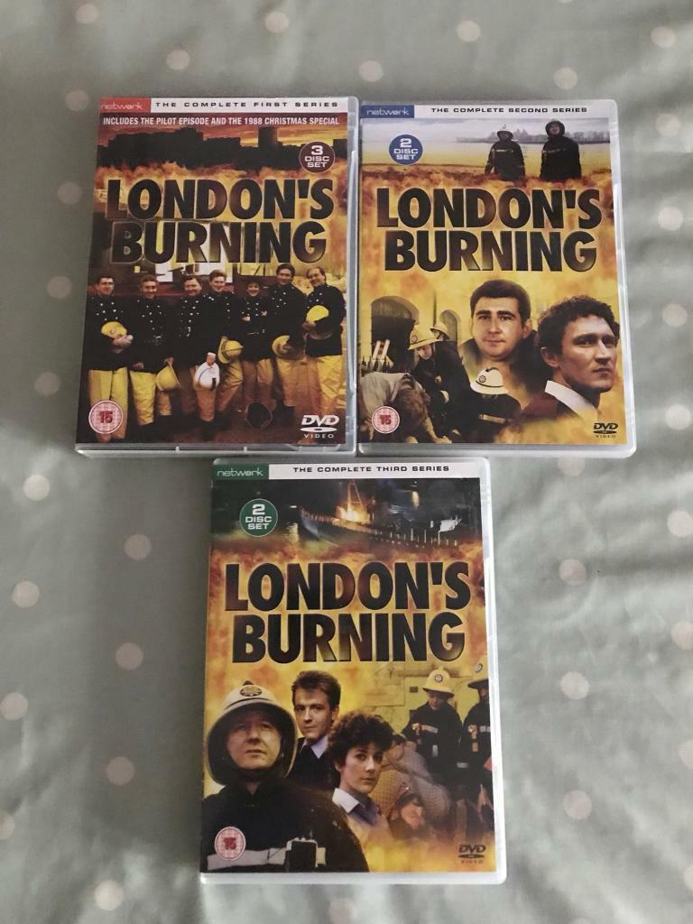 Burning Series Sopranos