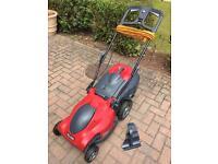 Electric lawn mower (mountfield)