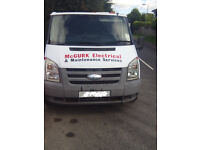 ford transit van for parts