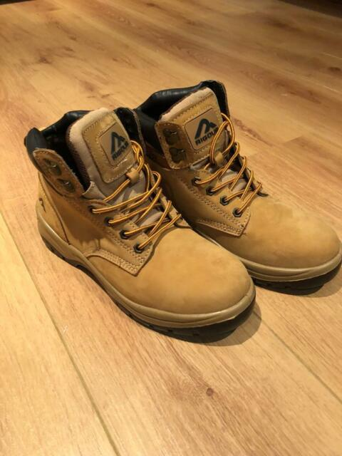 81275a4bc40 Rigour safety steel toe cap boots leather | in Fareham, Hampshire | Gumtree