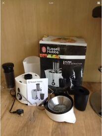 Russell Hobbs Aura juice extractor